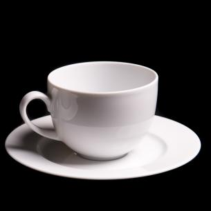 Lubiana Sonia Tea Cup And Saucer