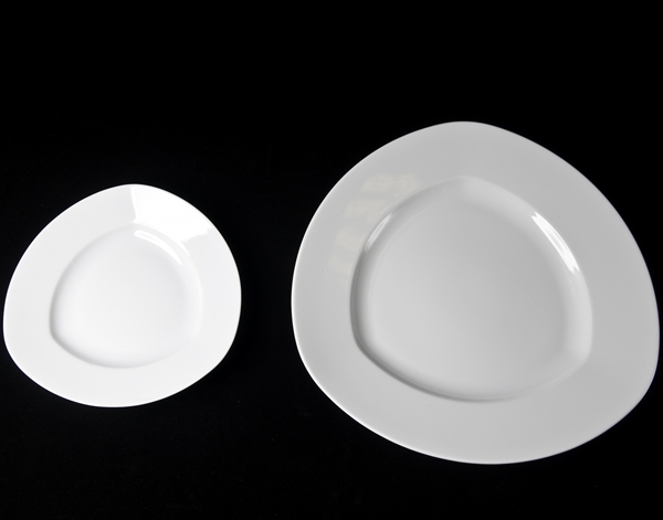 Lubiana Rita Triangular Side Plate