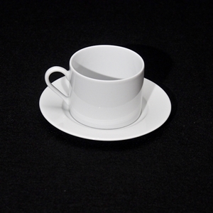 Lubiana Roma Tea Cup And Saucer